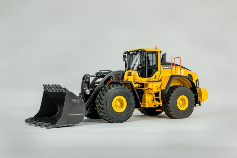 Volvo Wheel Loader L260H - SW
